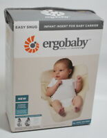 Ergobaby Easy Snug Infant Cool Air Mesh Insert Natural Free S/H