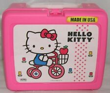 Hello Kitty Lunch Box Water Bottle THERMOS NWT
