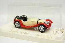 Solido 1/43 - Jaguar SS100 Blanco y Rojo