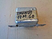 Ford Taunus G13 P2 P3 P4 P5 17M Relais Lichtrelais 6Volt Bosch 0332514006
