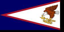 AMERICAN SAMOA COUNTRY VINYL FLAG DECAL STICKER