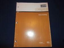 Case 480B Wheel Tractor Parts Book Manual