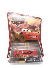 Disney Pixar Cars The World Of Cars Dirt Track Lightning McQueen New