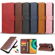 For Huawei Mate 30 40 Pro 20 Lite Case Flip Leather Card Wallet Stand Book Cover