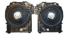 BMW 5 SERIES F10 F11 PAIR OF SUBWOOFER SPEAKERS LEFT + RIGHT 9195199 9195200