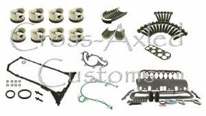 Range Rover P38 4.6L V8 Bosch Engine Rebuild Kit Stage 1 - Bearmach/OEM Pistons