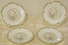 "Group 4 Oxford ""Enchanted House"" Bone China Plates by Lenox"