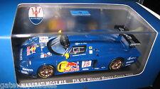 IXO 1:43 MASERATI MC12 #15 FIA GT WINNER MAGNY-COURS 2005  GTM042  OLD STOCK