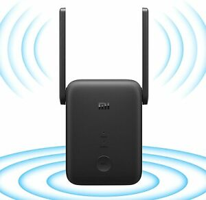 XIAOMI REPEATER RANGE EXTENDER RIPETITORE DUAL BAND WIFI 1200 Mbps 2 ANTENNE
