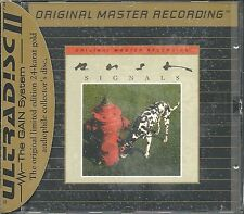 Rush Signals MFSL Gold CD Neu OVP Sealed UDCD 614 U II mit J-Card