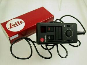 Orig Leica Leitz R Kamera Kabel Auslöser Camera Cable Release 14272 Germany 85/0