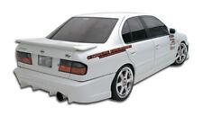 For 1991-1996 Infiniti G20 Duraflex Skyline Rear Bumper Cover - 1 Piece (Overst (Fits: Infiniti G20)
