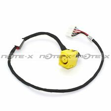 ORIG DC Power Port Socket Jack and Cable Wire FOR IBM Lenovo ThinkPad E430C E530