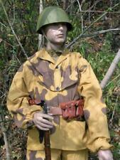 Reproduction Soviet Ww2 Tan with brown ameba camouflage smock