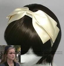 GOSSIP GIRL BLAIR HEADBAND RIBBON SATIN HAIRBAND HB1237