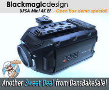 Blackmagic Design URSA MIni 4K EF  Digital Cinema Camera