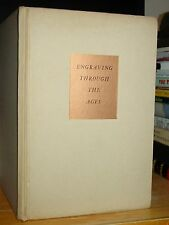 1940 Engraving Through The Ages Printing History Bridgeport CT. Engravers Supply