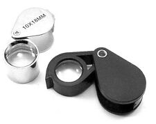 MAGNIFIER--INSPECTION LOUPES: 2 FOR ONE PRICE--EYES IN YOUR POCKET!