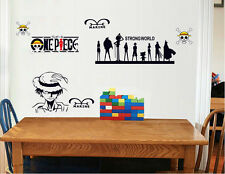 Pirate Master Wall Stickers Removable Kids Nursery Room Decal Home Decor
