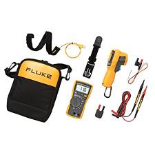 FLUKE-116/62 MAX+ Kit Large white LED Backlight Complete HVAC Tool Solution, New