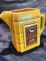 Vintage Wade Logan De Luxe Whisky jug