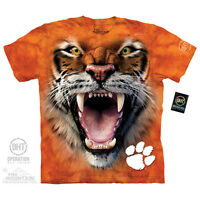 Clemson University Tigers T-Shirt by The Mountain ----Brand New----
