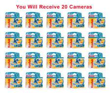 20x Kodak Underwater Disposable Camera Sport Waterproof 35mm Film 27Exp 2017
