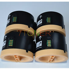 4PK Toner For Xerox Phaser 3040 3010 3040B 106R02183 106R02182 WorkCentre 3045