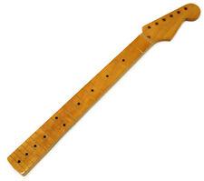 NEW Fender Lic CHUNKY Tinted Maple Nitro Strat NECK Stratocaster SMNF-FAT