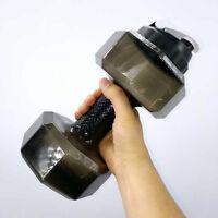2.2L PETG Large Sport Gym Dumbbells Outdoor Training Drink Water Bottle Kettle