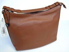Made in Italy NWT Armani Collezioni $995 Piccola Pelle Generica Leather Hobo Bag