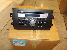AUTORADIO RADIO CD FIAT SEDICI 2WD 4WD 05-14 ORIGINALE FIAT
