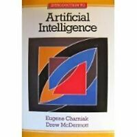 Introduction to Artificial Intelligence by Charniak, Eugene