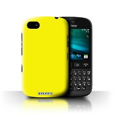 Stuff4 Phone Case/back Cover for Blackberry Leap /colours Yellow