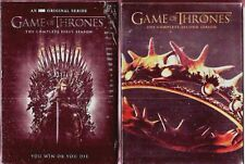Game Of Thrones Season 1 & 2 - DVD TV Shows First Second BRAND NEW