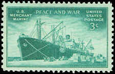 Scott # 939 - 1946 - ' Liberty Ship '