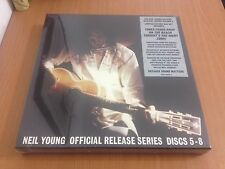 Neil Young - Official Release Series Vol 2 Vinyl 4LP Box Set SEALED