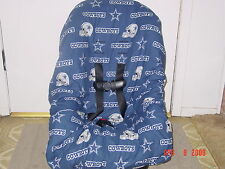 Dallas Cowboy toddler car seat cover-new-handmade