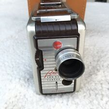 Vintage Kodak Brownie 8mm Movie Camera Antique with Original  Bag