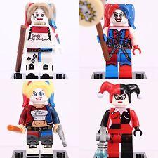 DC Comics Super Hero Suicide Squad Harley Quinn Mini Figure Fits Lego