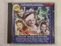 CD Tonfilm Erfolge 1935-1949 Hommage an Marika Rökk Elfie Mayerhofer Ilse Werner