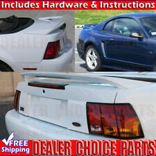 """1999-2004 Ford Mustang """"99-00"""" Factory Style Spoiler Rear Trunk Wing UNPAINTED"""