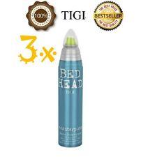 3 x TIGI Bed Head Masterpiece Massive Shine Hair Spray 340ml - Authorised Stock