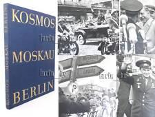 DDR Buch Kosmos Moskau Berlin 1961 ( Pioniere NVA Uniform UdSSR -Kosmonaut ... )