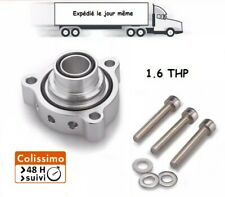 DUMP VALVE ENTRETOISE TYPE FORGE TURBO BLOW OFF TUNING 1.6 THP 207 RC, DS3, 208