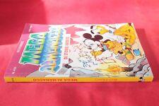 fumetto comics - MEGA ALMANACCO TOPOLINO WALT DISNEY numero 419