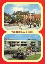B46048 Wodzislaw Slaski multiviews    poland