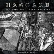 HAGGARD And Thou Shalt Trust... The Seer LIMITED CD+DVD Digipack 2011