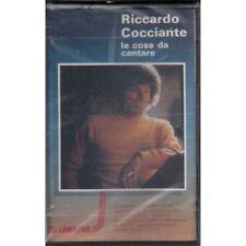 Riccardo Cocciante MC7 Le Cose Da Cantare / RCA Sigillata 0035627443442