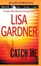 Detective DD Warren: Catch Me Lisa Gardner (2012, MP3 CD, Unabridged) Audiobook